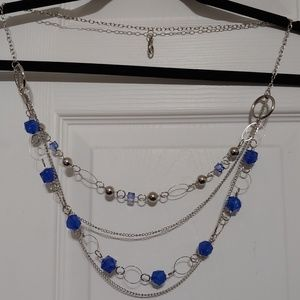 Tiered necklace
